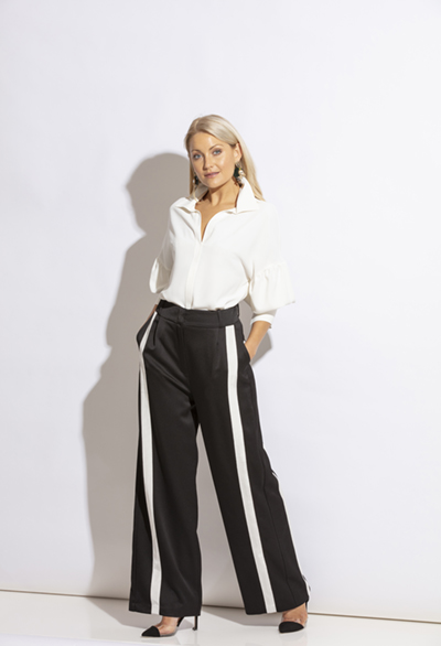 Top KCS20115 | Trousers + KCS20110