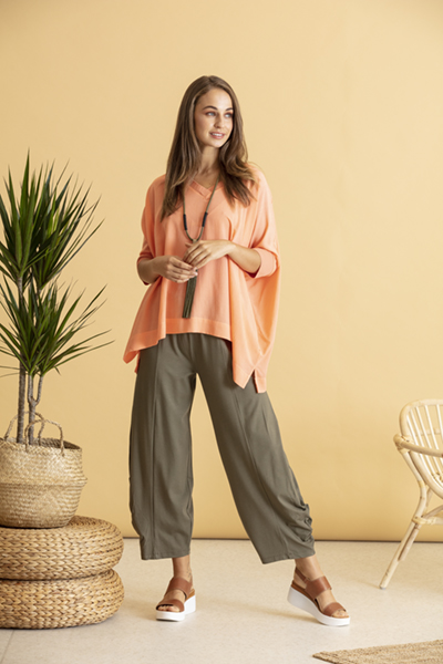 Top + NAS20193 | Trousers + NAS20140