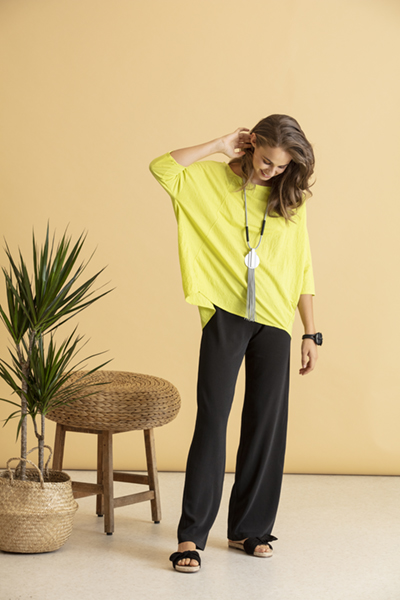 Top + NAS20239 | Trousers + NAS20126B