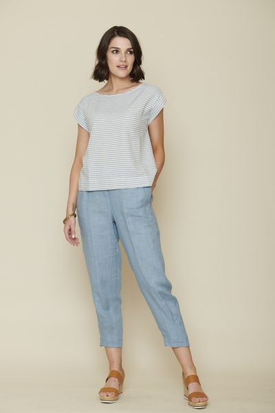 Top + S20103 | Trousers + S20104